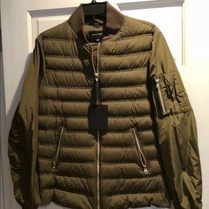 Mackage Jackets & Coats - Mackage SzM Margo Bomber In Army Color